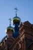 Купола храма прп. Серафима Саровского