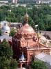 Храм прп. Серафима Саровского. Вид с колокольни